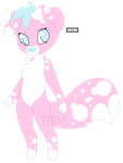 GlitchThe Puppy :Reference: by ToxicPone