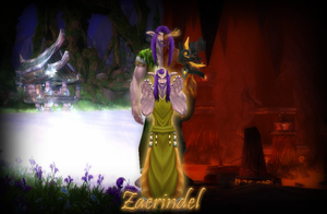 The Once Tainted Druid by The-Serene-Mage