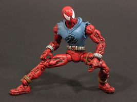 Scarlet Spider V4 by AnthonysCustoms