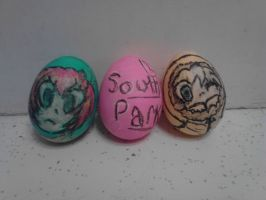 South Park Easter with Kenny and Kyle by edenfire57