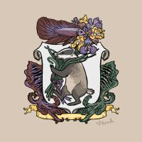 Coat of Many, Many Arms by rachelroach