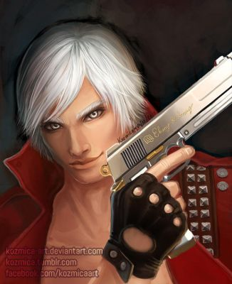 Dante - Devil May Cry by kozmica64