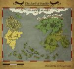 The Land of Vandlin by Kaloith