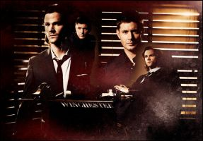 Winchester Wallpaper by Schoggii