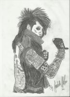 ashley purdy BVB by xxdaswarwohlnix