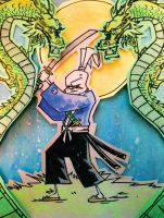 Usagi Yojimbo by SpencerPlatt