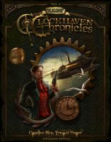 CC (1st Ed) - Front Cover Illustration by PennyGaffPublishing