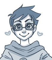 John Egbert by SonicRocksMySocks