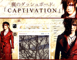 Uruha Dashboard Theme - Captivation by vulgar-thoughts
