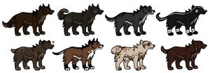 Dog adopt *Open* by Evertooth