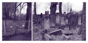 Jewish cemetery again by possion