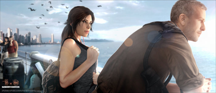 20 years of Tomb Raider - Dead Ahead by FearEffectInferno