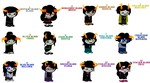 Free Troll Adopts x2 (CLOSED) by Seraphsword-Seraphs