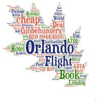 cheap Orlando Flights with Globehunters by globehunters