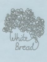 white bread by YCSarah