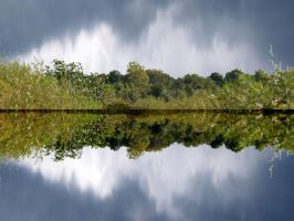 reflection by firesign24-7