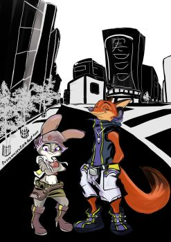 The World Ends With You by TheDarkShadow1990
