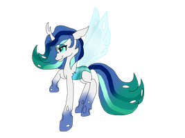ShiningXChrysalis Baby CHEAP Auction[CLOSED] by DreamCloudAdopts