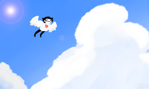 Fly, Zacharie by nautical-anchors
