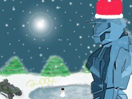 Halo Xmas 2004 by jimmsta