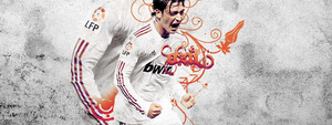 Mesut Ozil Signature by T-hous