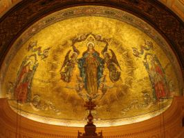 Apse of The Immaculate by Nisseth