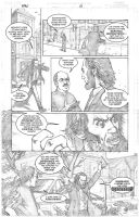 BPRD - Page 13_with dialogue by FlowComa