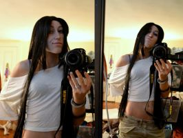 Marceline Cosplay WIP by ChibiKitsune1014