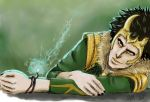 Loki God of Stories by Gaara-Not-Found