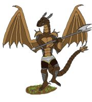 Karros by Robboman by All-Crazy-Reptiles