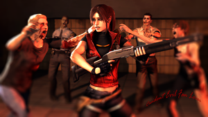 CLAIRE REDFIELD by RafaX564