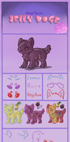 Jelly Doge species guide by FloydVoid