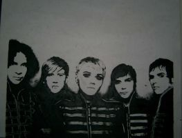 My Chemical Romance by SpaceyJ