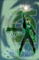 Green Lantern by RamenStudio