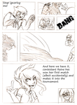 Fighting Tournament Audition Pg6 by FuyusFox