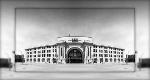 Union Station 12 Picture Panorama by Joe-Lynn-Design