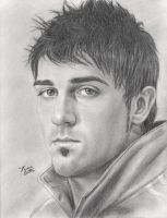 David Villa by LatinPrincess17