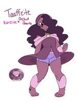 Taaffeite Fusion by pianobelt0