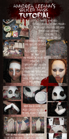 Splicer mask tutorial from Bioshock by AnndreaLeeann