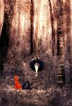 The enchanted forest. by PascalCampion