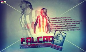 Falcao Wallpaper by emartworks
