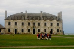 Old Fort Niagara by jamberry-song