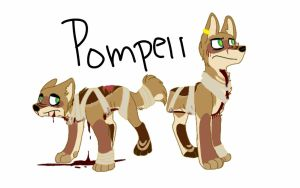 Pompeii by SuperColdSoda