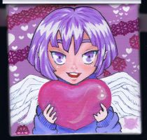 Cupid Holly: Pimped up by neko-productions