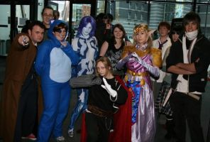 Thought Bubble Cosplay winners by stacey-shikon-uk