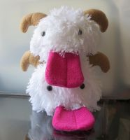 Poro Plushies by dolphinwing