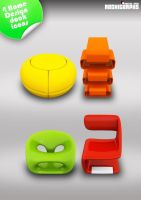 Archigraphs Home Design Icons by Cyberella74