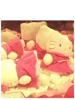 oh see a lot plush of HK by kawainess