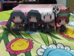 d gray man papercraft by margarethere