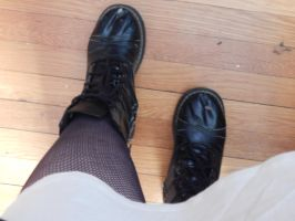 Combat Boots by Nobs4LyfHD